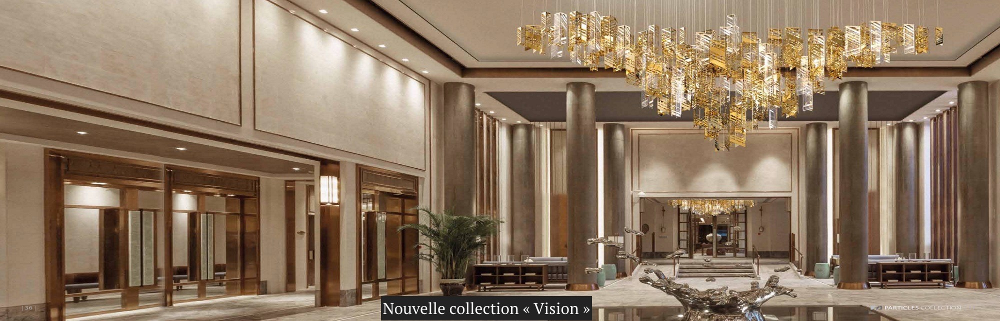 Nouvelle collection « Vision »