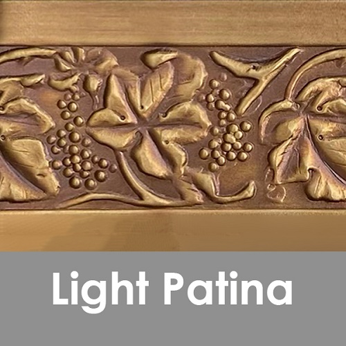 LIGHT PATINA