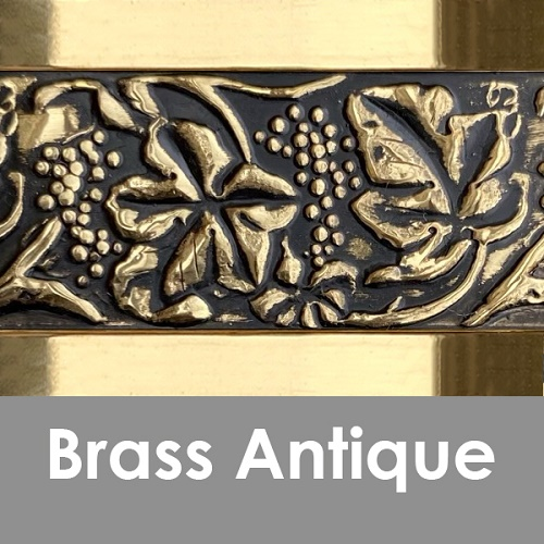 BRASS ANTIQUE