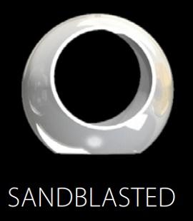 ALIA (Sandblasted)