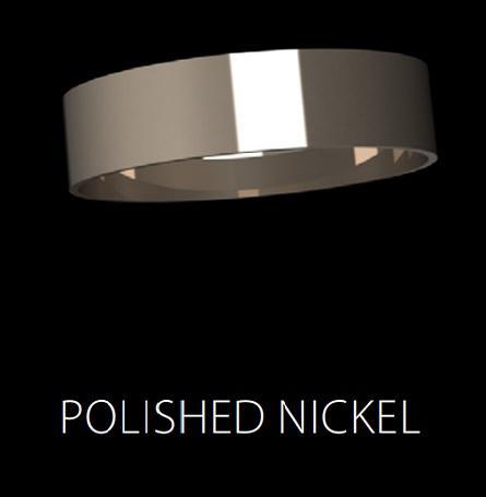 ICICLE (POLISHED NICKEL)