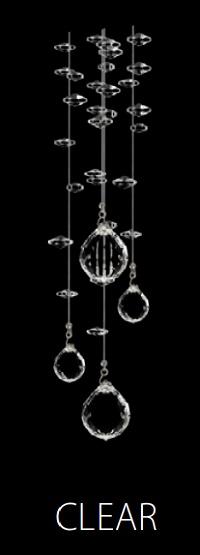 ALIA (CLEAR-pendant)