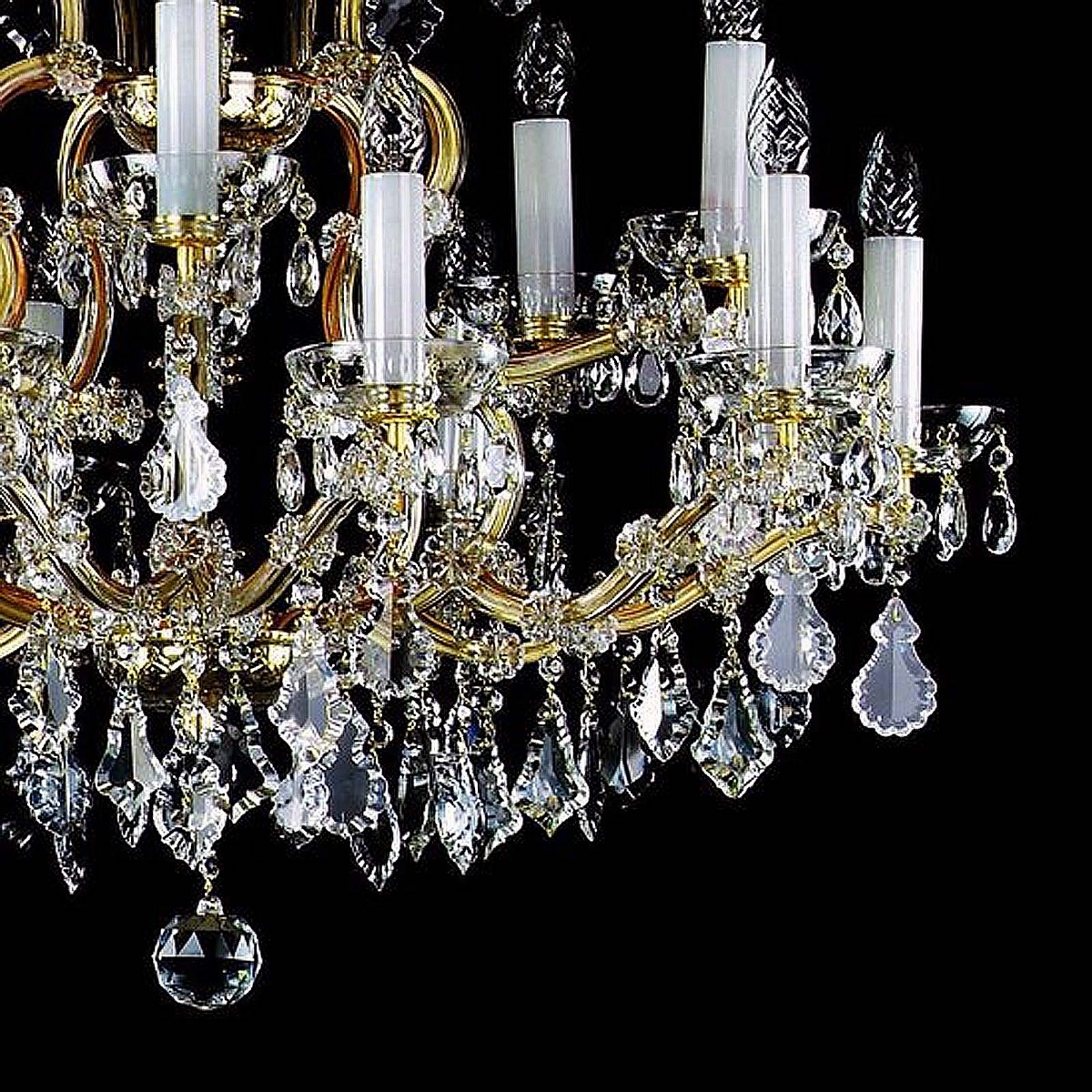 Crystal Chandelier MARIA TEREZIA 14 2