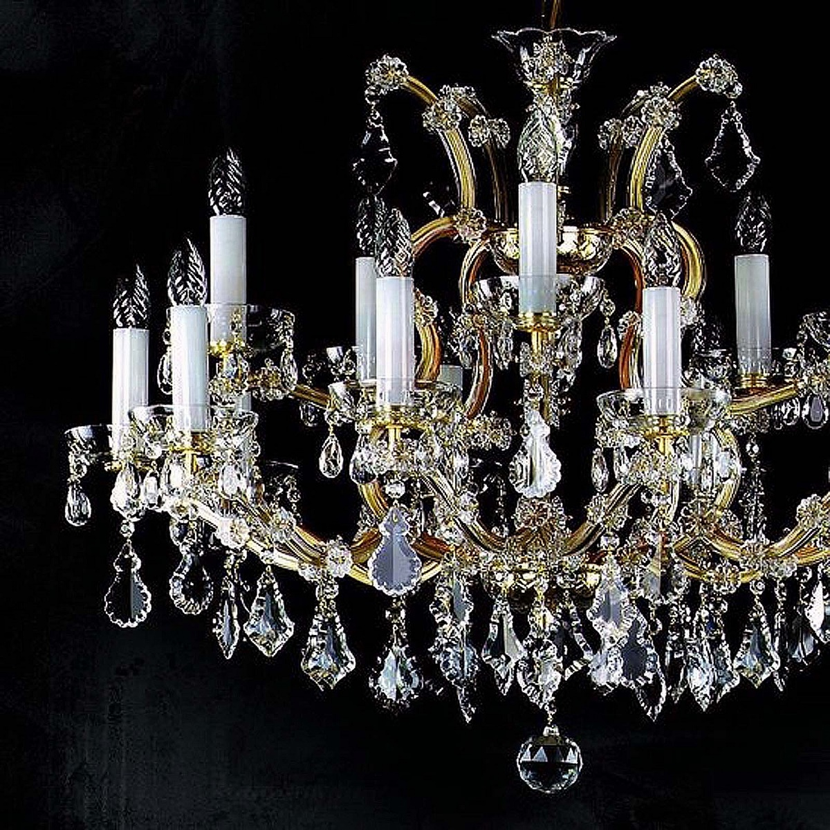 Crystal Chandelier MARIA TEREZIA 14 0