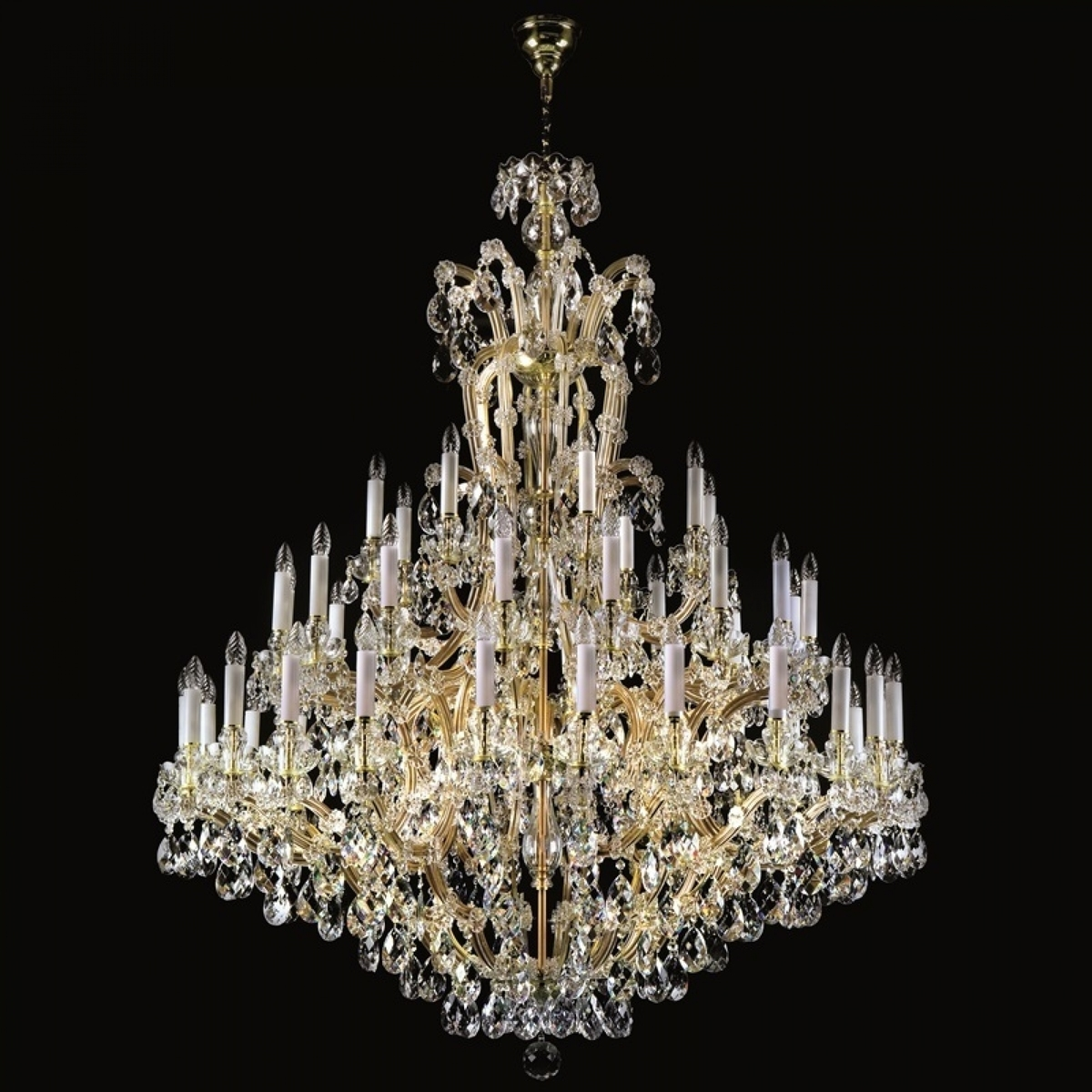 Large Crystal Chandelier MARIA TEREZIA 19
