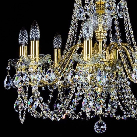 Lustre en cristal ARIANA VIII.