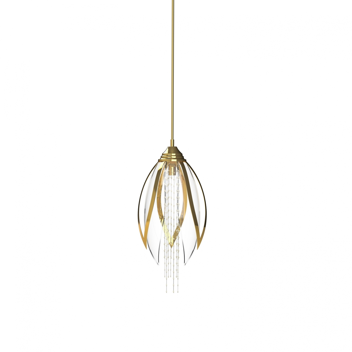 Chandelier SNOWFLOWER 02 – CH