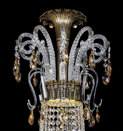 PROSERPINA X. brass antique 8003