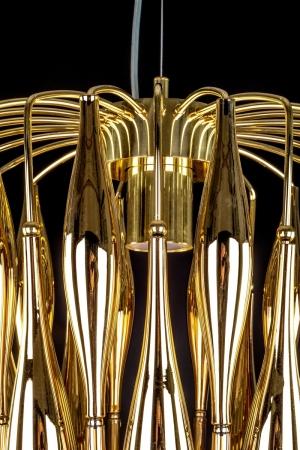 CARA 02-CH-4. PENDANT LAMP.
