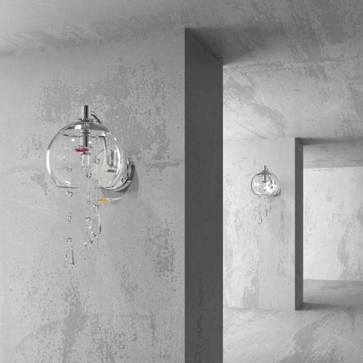 Wall lamp PAPILLON – WL