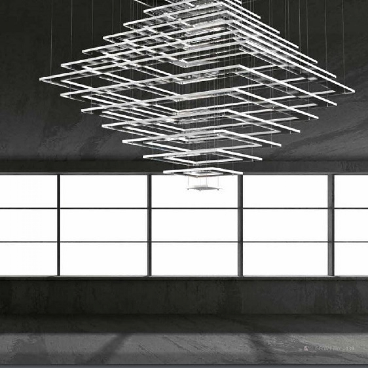 Chandelier PURE COOLNESS 05 – CH