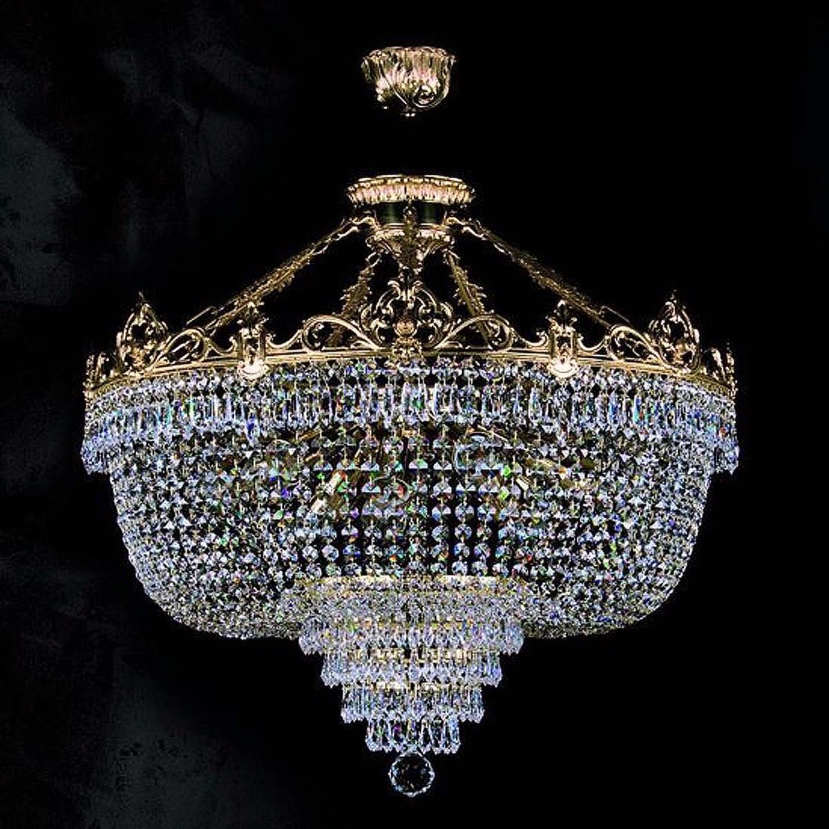 Хрустальный светильник CORINA III 0