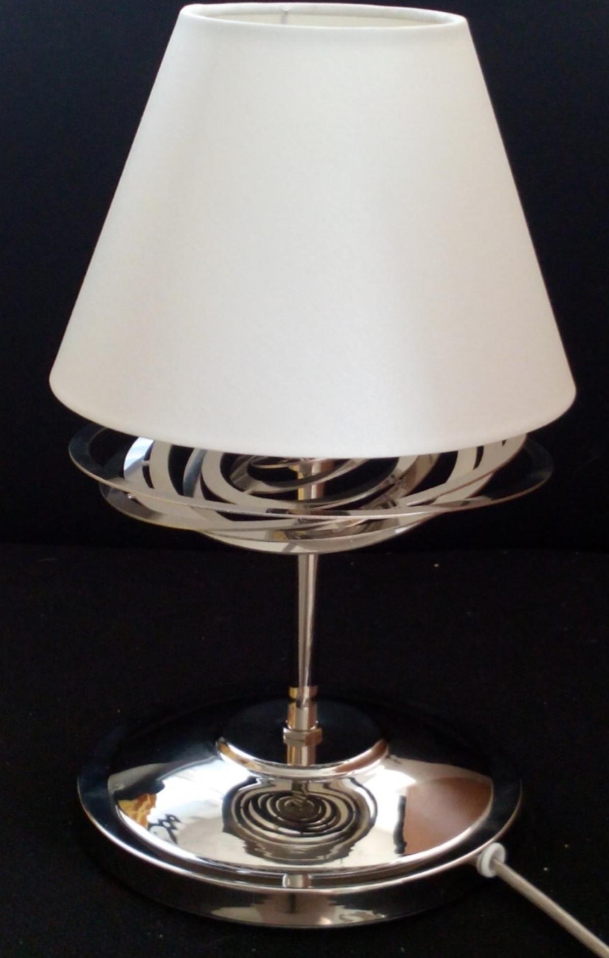 Table lamp P-35/ TL-ML-0007-001-NI-CH024