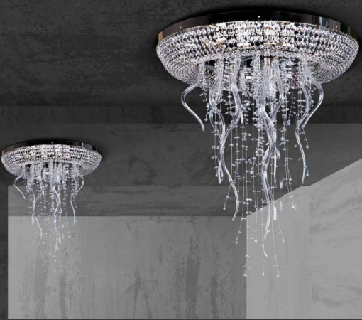 Chandelier ICICLE 01 – CH
