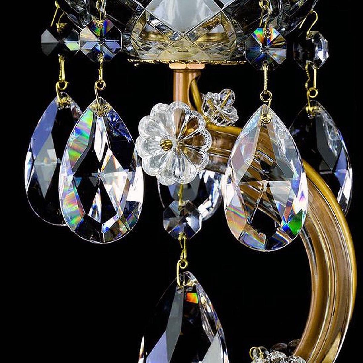 Crystal table lamp MARIA TEREZIA 23 TL 0
