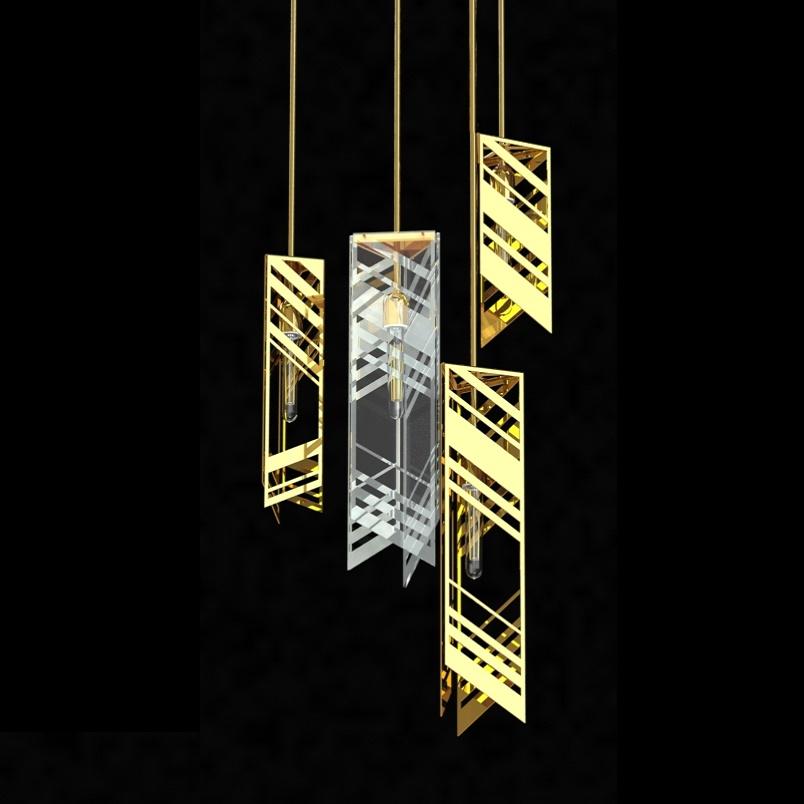 appareils d 39 clairage manhattan 04 i lumi res et lampes en suisse artglass. Black Bedroom Furniture Sets. Home Design Ideas