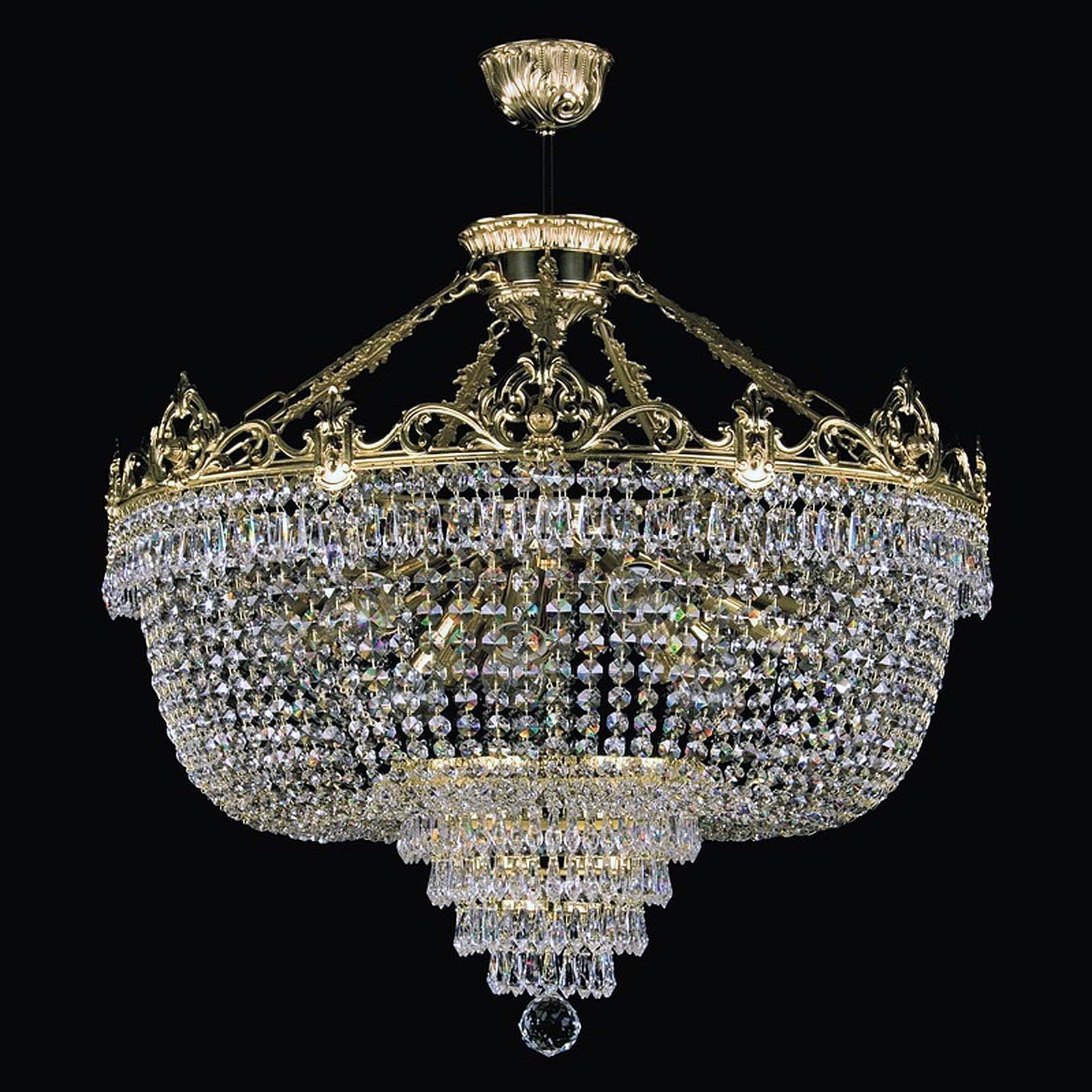 kristallleuchter corina iii leuchten und lampen in der. Black Bedroom Furniture Sets. Home Design Ideas