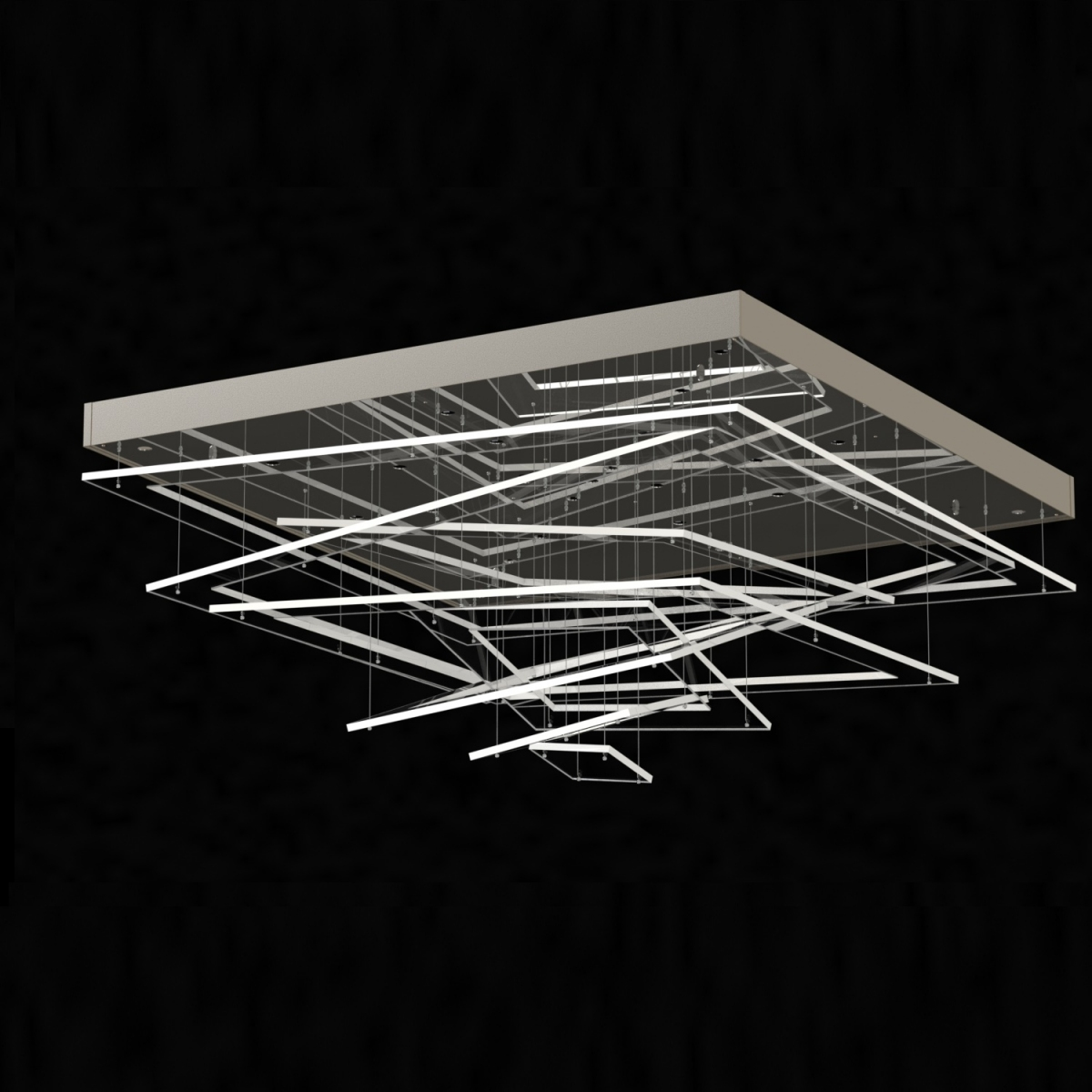 Chandelier PURE COOLNESS 02 – CH