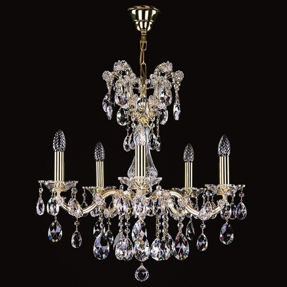 Crystal chandelier MARIA TEREZIA 34