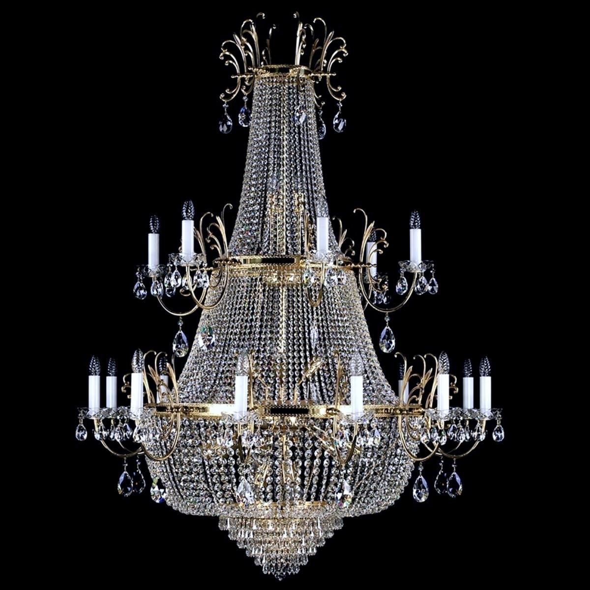 Хрустальный светильник VIRGINIE