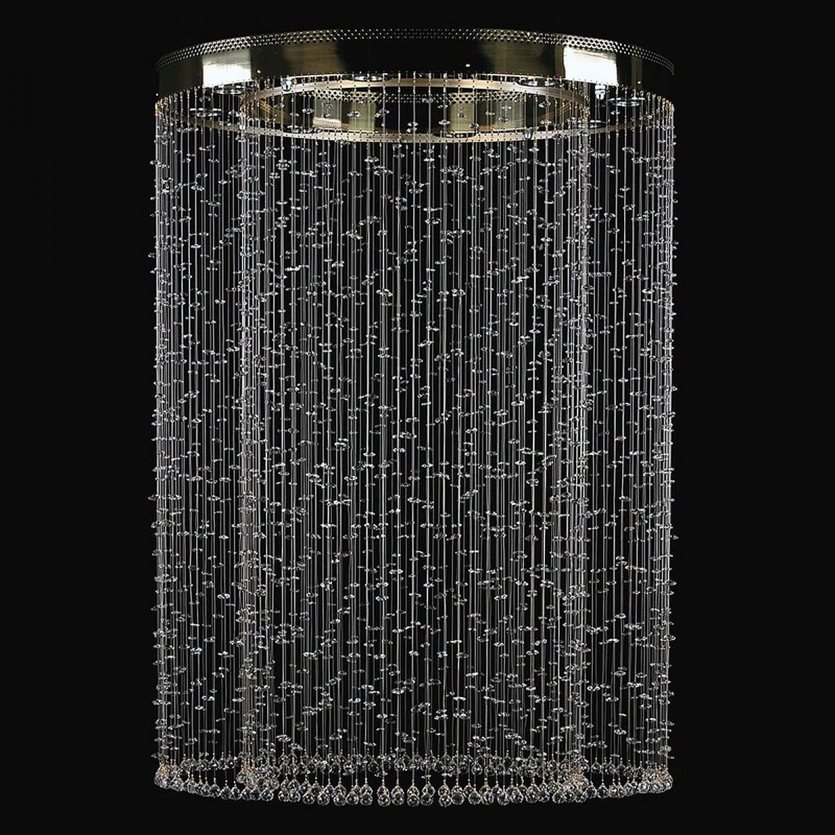 Большой хрустальный светильник RAMONA