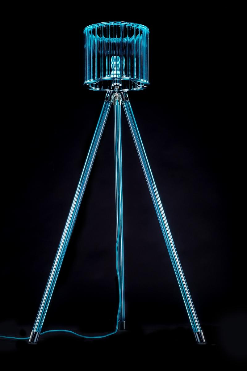 HOOPS 1200x270 blue glass tube shade