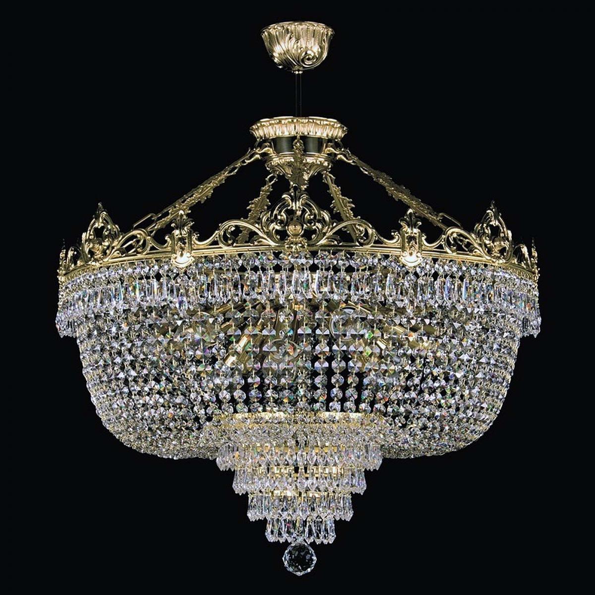 Хрустальный светильник CORINA III
