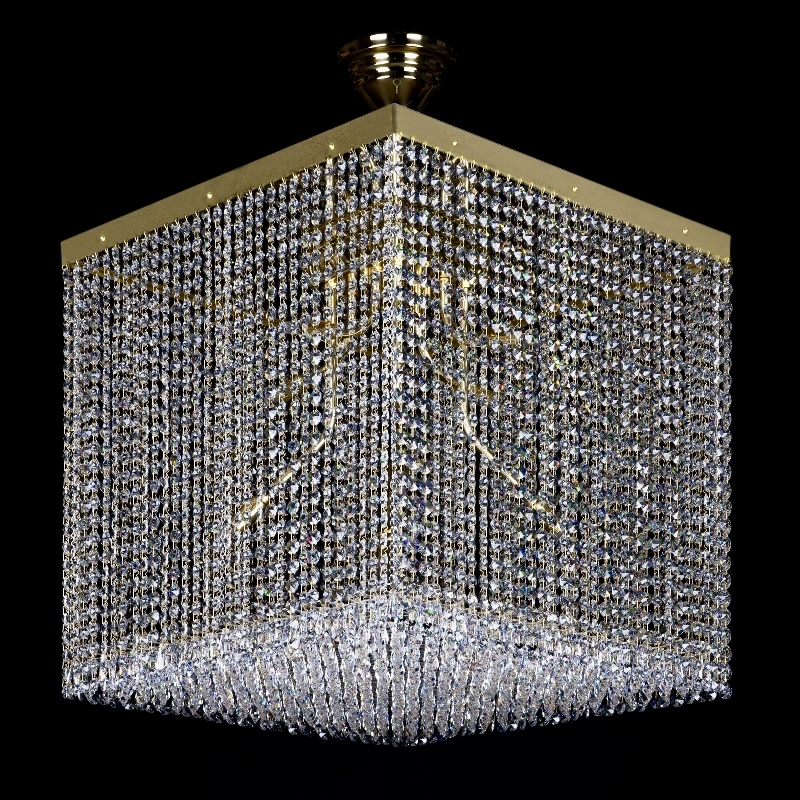 Crystal lamp LEANDRA 500x500