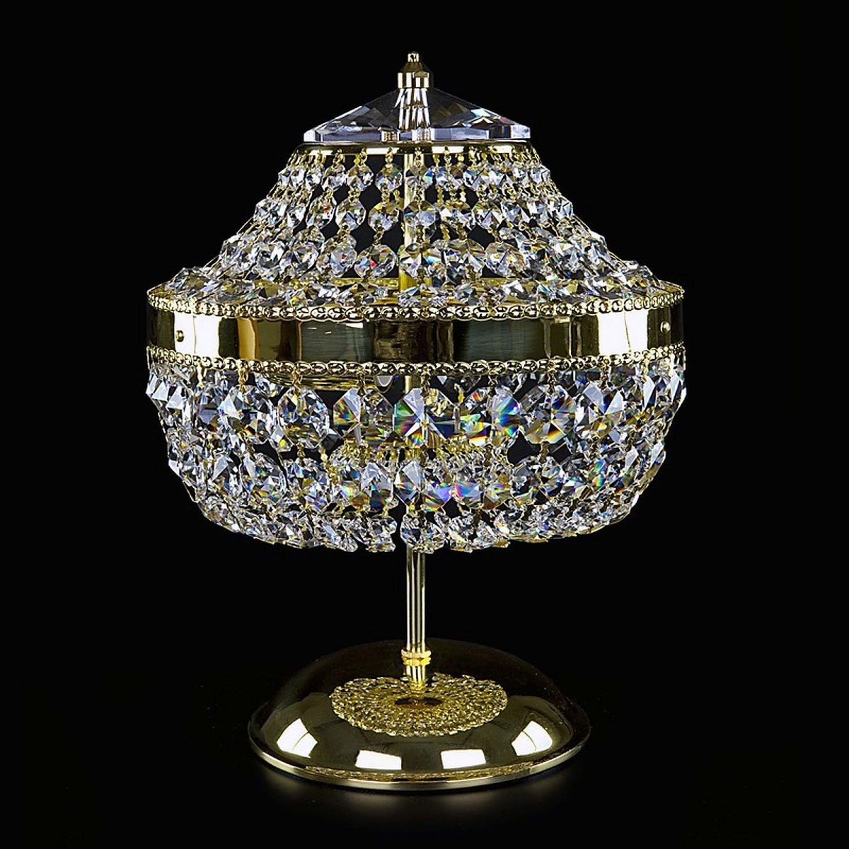 Crystal table lamp PENNY TL