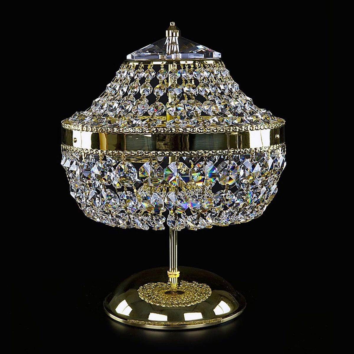Lampe de bureau en cristal PENNY TL