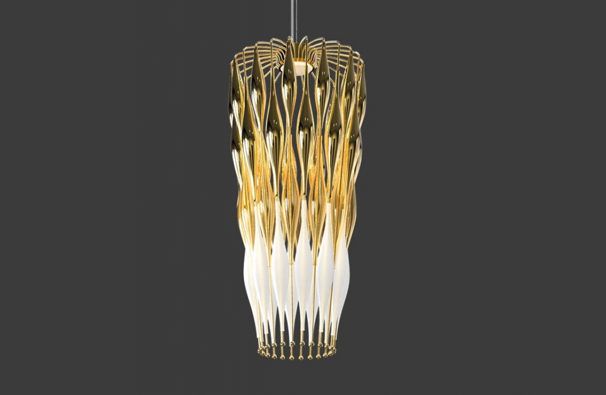 Cara 02-CH-2. Suspension lamp.