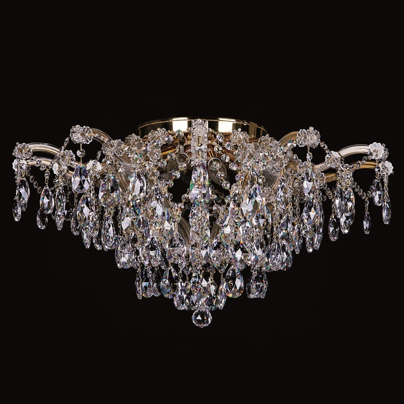 Crystal chandelier MARIA TEREZIA 40