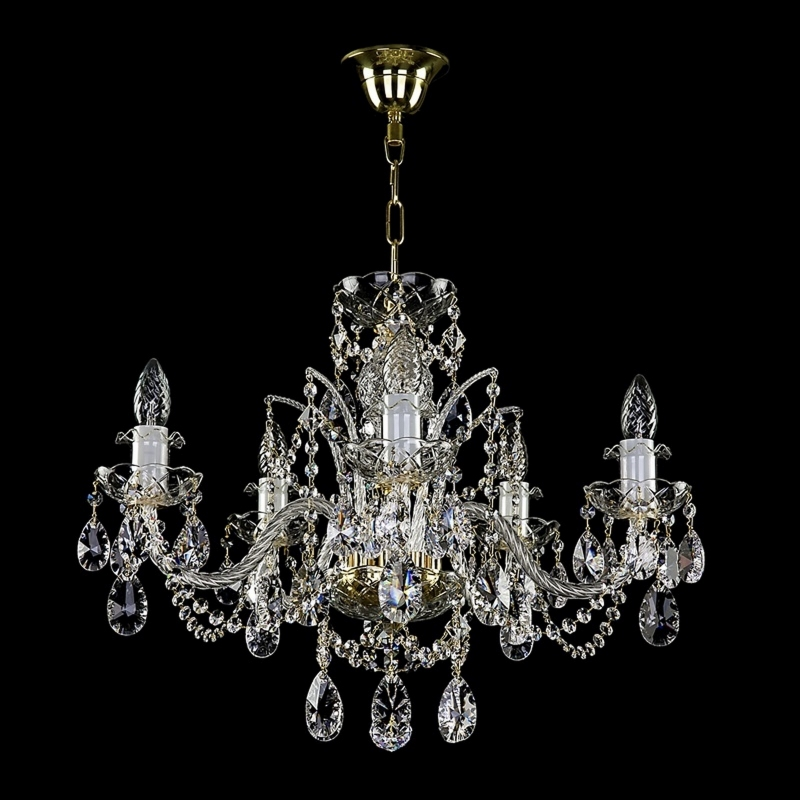 Crystal chandelier ALMA V