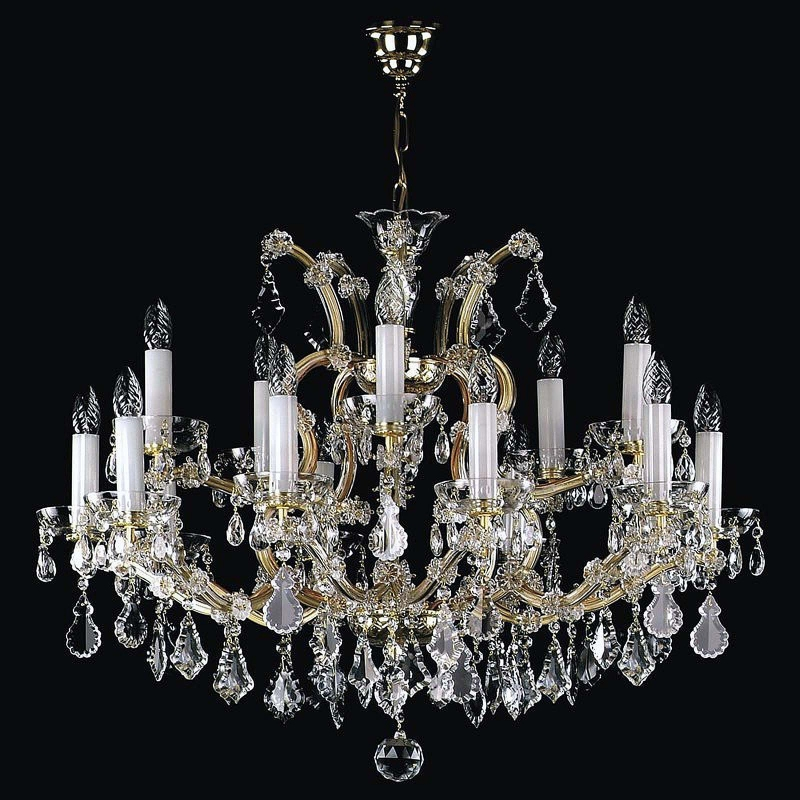 Crystal Chandelier MARIA TEREZIA 14