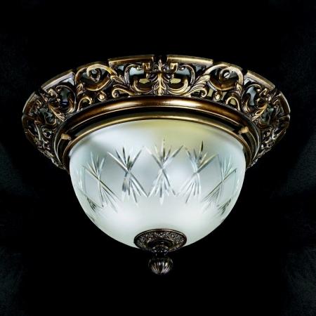 LEA I. light patina
