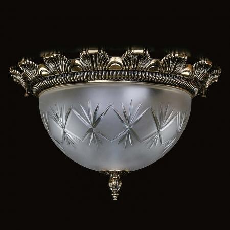 LEA II. brass antique