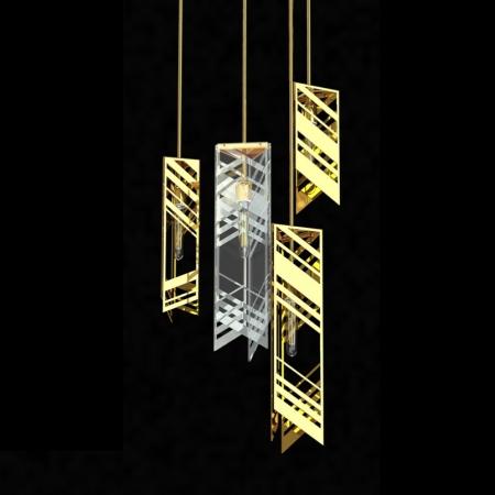 Lighting Fixtures Manhattan 04-I