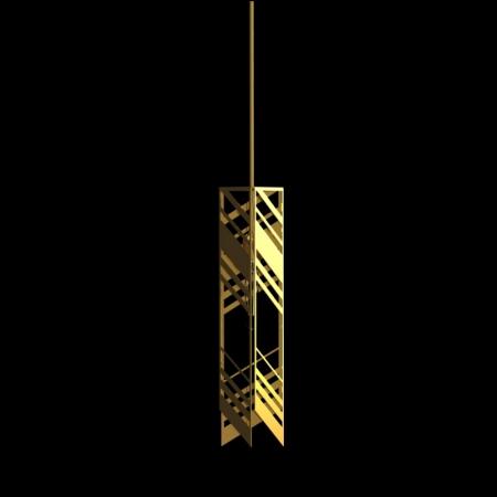 Lustre Manhattan 01-CH